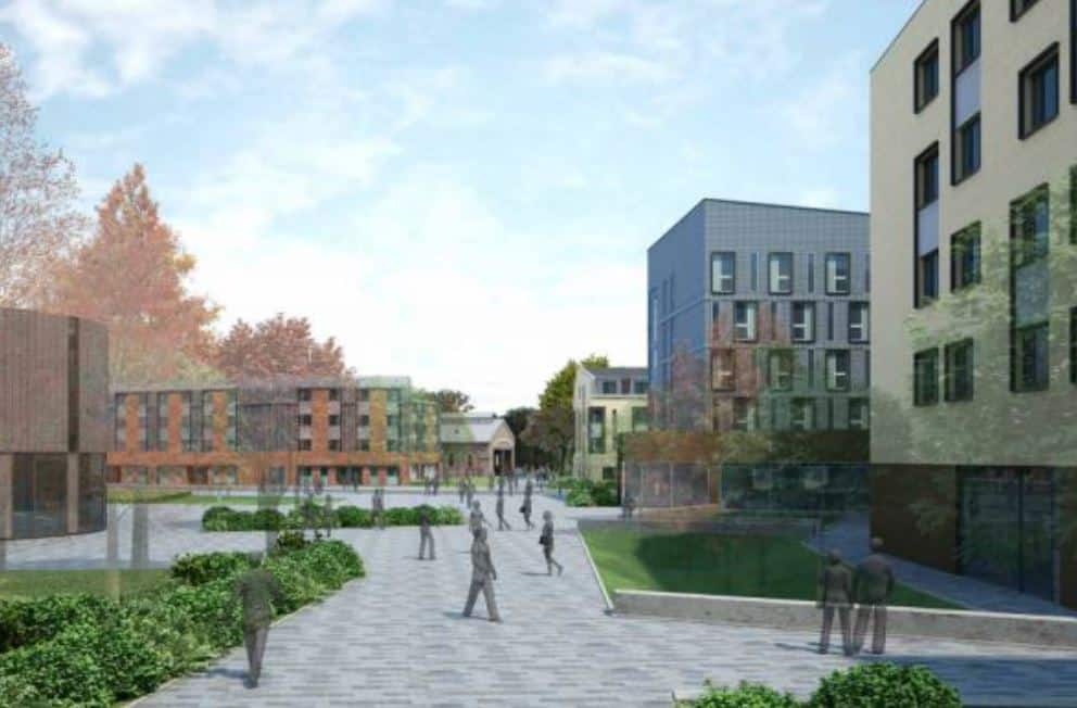 University of Northampton Development Project